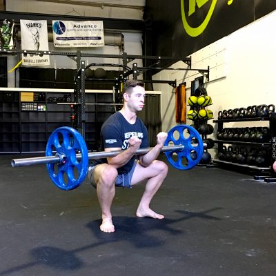 Tony Zercher Squat