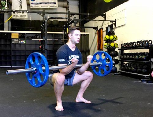 15 Underrated Strength & Power Exercises – Part 1 – Zercher Squat
