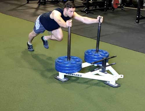 15 Underrated Strength & Power Exercises – Part 2 – Heavy Sled Push