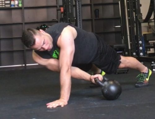15 UNDERRATED STRENGTH & POWER EXERCISES – PART 14 – KETTLEBELL DRAG THROUGH