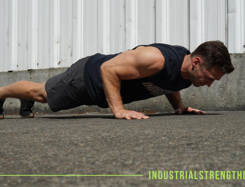 Five Details to Strengthen Your Push Ups
