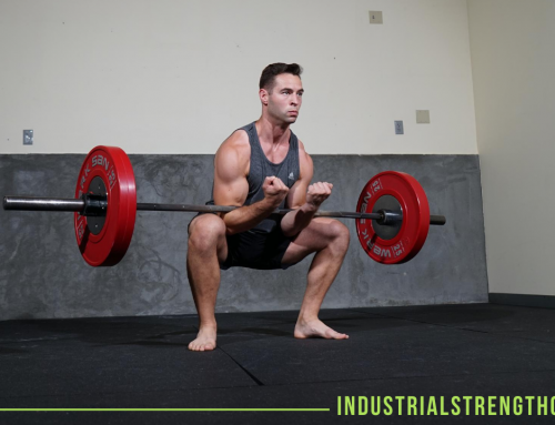 Fine Tuning Your Zercher Squat