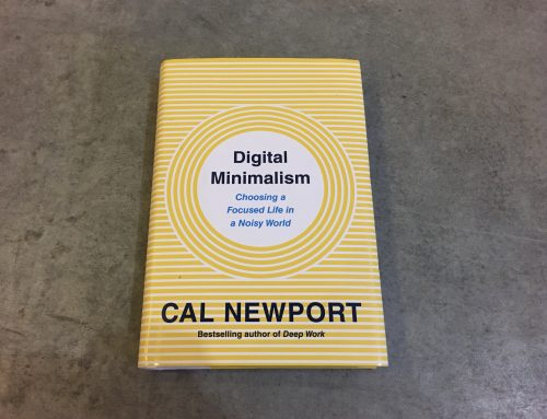 "Book Review: ""Digital Minimalism"" by Cal Newport"