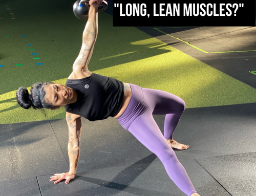 "Can You Really Get ""Long, Lean Muscles?"""
